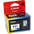 Картридж струйный Canon CL-441 для аппаратов Canon PIXMA MG2140/3140, цветной