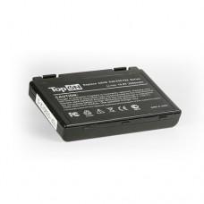 Аккумуляторная батарея для ноутбука Asus K40, K50, K51, K60, K61, K70, P50, P81, F52, F82, X65, X70, X5, X8 (TOP-K50)