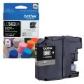 Картридж струйный Brother LC563BK для аппаратов Brother MFCJ2510/2310, черный
