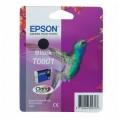 Картридж струйный Epson T0801 (C13T08014011) для аппаратов Epson P50/PX660/PX720WD, черный