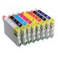 Картридж струйный Boost аналог Epson T0544 (C13T05444010) для аппарата Epson Stylus Photo R800, желтый