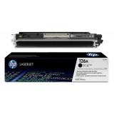 Kартридж CE310A Hewlett-Packard Черный HP 126A для принтеров HP LaserJet PRO CP1025/CP1025NW