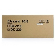Блок барабана (Drum unit)  Kyocera DK-320 для аппаратов FS-2020D,3920DN,4020DN,3040, 3140,3040MFP+,3140MFP+,3540MFP,3640MFP  (o)
