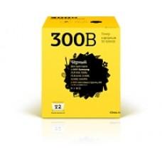 Картридж T2 аналог Samsung CLP-300BK для аппаратов Samsung CLP-300/300N/CLX-2160/2160N/2161K/2161NK/3160N/3160FN (2000 стр.), черный