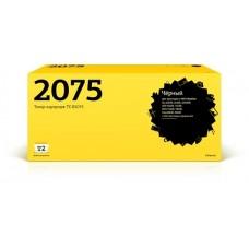Картридж T2 аналог Brother TN-2075 для аппаратов Brother HL-2030R/2040R/2070NR/DCP-7010R/7025R (2500 стр.)