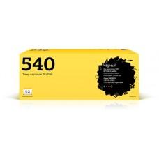 Картридж T2 аналог HP CB540A для аппаратов HP Color LaserJet CP1215/CP1515n/Canon 716Bk (2200 стр.),черный