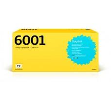 Картридж T2 аналог HP Q6001A  для аппаратов HP LJ 1600/2600n (2000 стр.), голубой
