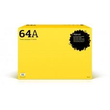 Картридж T2 аналог HP CC364A для аппаратов HP LaserJet P4014/4015n/4515n (10000 стр.)