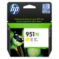 Картридж струйный HP CN048AE №951XL для аппаратов HP Officejet Pro 8100/8600, желтый