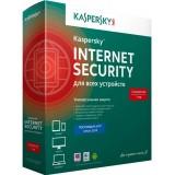 Программный продукт Kaspersky Internet Security Multi-Device для всех устройств – лицензия на 1 год 2 ПК BOX