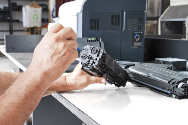 Ремонт лазерных картриджей своими руками