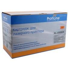 Картридж ProfiLine аналог HP CE263A для аппаратов HP LJ CP4525DN/CP4525N/CP4525XH (11000 стр.), пурпурный