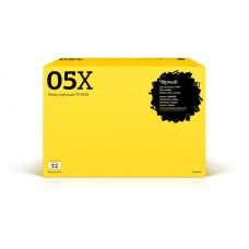 Картридж T2 аналог HP CE505X для аппаратов HP LJ 2035/2035n/2055x/2055n/2055dn (6500 стр.)