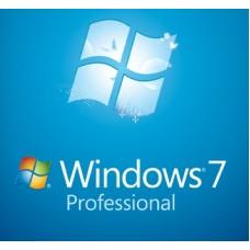 Операционная система Microsoft Windows 7 Professional 32-bit (OEM)